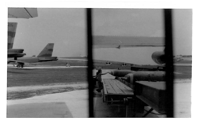 Guam '72  I got Artsy with some photos.